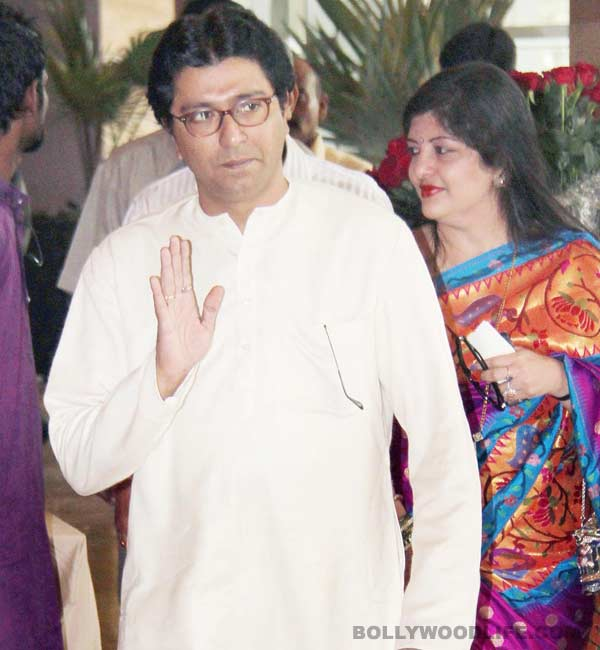 What did Raj Thackeray write in his letter to the film fraternity?