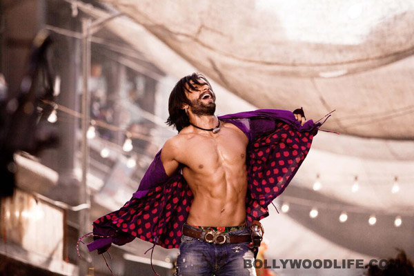 Is Ranveer Singh trying to do a Mithun Chakraborty?