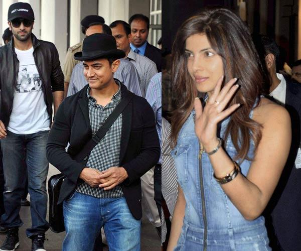 Nita Ambani turns 50 with Ranbir Kapoor, Priyanka Chopra, Aamir Khan, Rani Mukherji in Jodhpur!