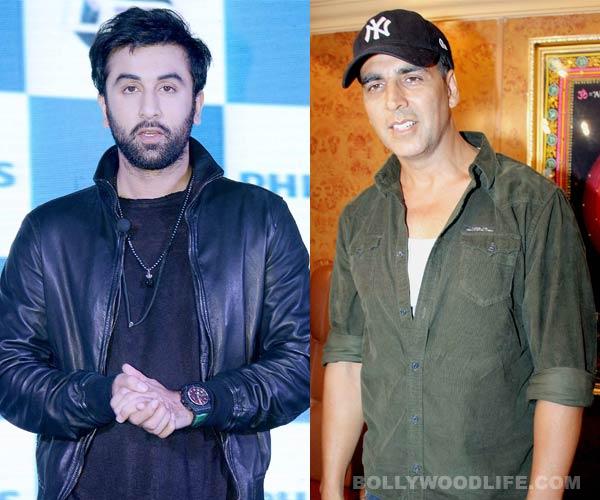 Why is Ranbir Kapoor afraid of Akshay Kumar?