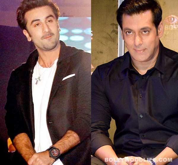 Has Ranbir Kapoor replaced Salman Khan as the blue-eyed boy of Bollywood?