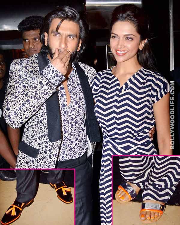Aren't Deepika Padukone and Ranveer Singh a perfect match?