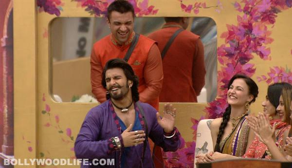 Salman Khan, Ranveer Singh and Sania Mirza celebrate Diwali with Bigg Boss 7 contestants