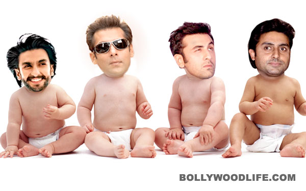 Children's Day special: Ranbir Kapoor, Salman Khan, Ranveer Singh, Shahid Kapoor - it's time to grow up!