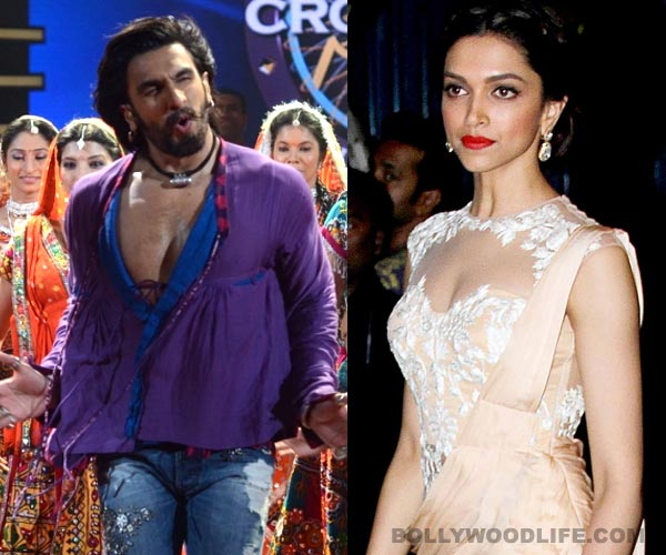Deepika Padukone ditches Ranveer Singh for the third time!