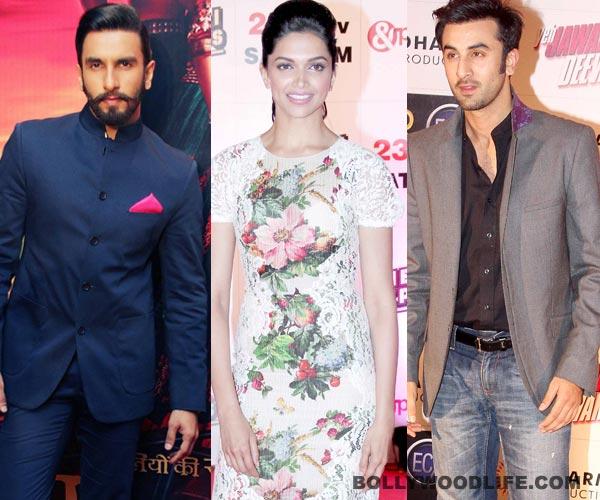 Has Ranveer Singh replaced Ranbir Kapoor as Deepika Padukone's favourite co-star?