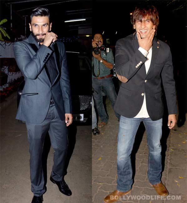 Does Ranveer Singh miss his moustache?