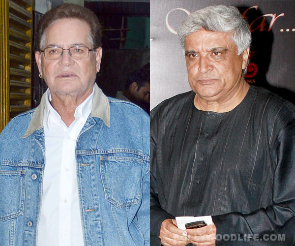 Will Salim Khan and Javed Akhtar bury their hatchet?