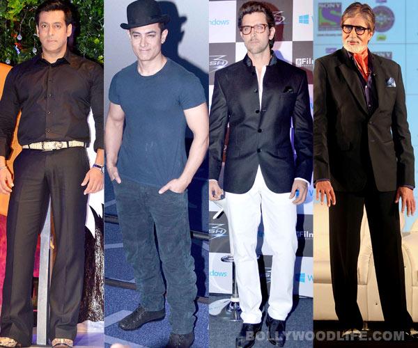 Hrithik Roshan, Salman Khan, Aamir Khan, Amitabh Bachchan - What powers do our superheroes possess?
