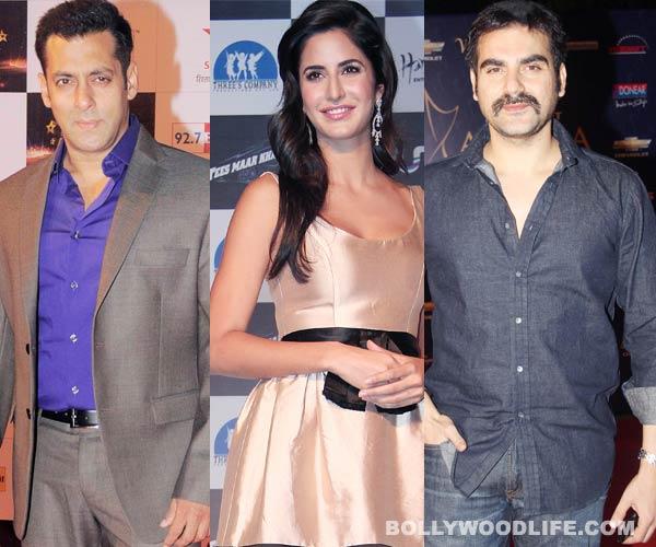Does Arbaaz Khan prefer Katrina Kaif over Salman Khan?