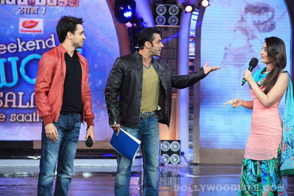 Is Kareena Kapoor Khan the latest to be miffed with Bigg Boss 7 host Salman Khan?