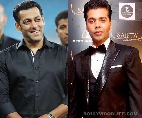 Will Salman Khan open Karan Johar's Koffee With Karan?
