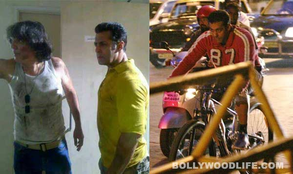Is this how Salman Khan will look in the climax of Jai Ho?