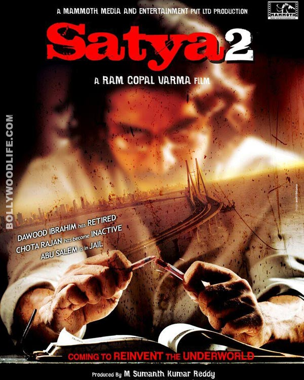Why couldn't Ram Gopal Varma use lines from Satya like 'If have to do then have to do' in Satya 2?