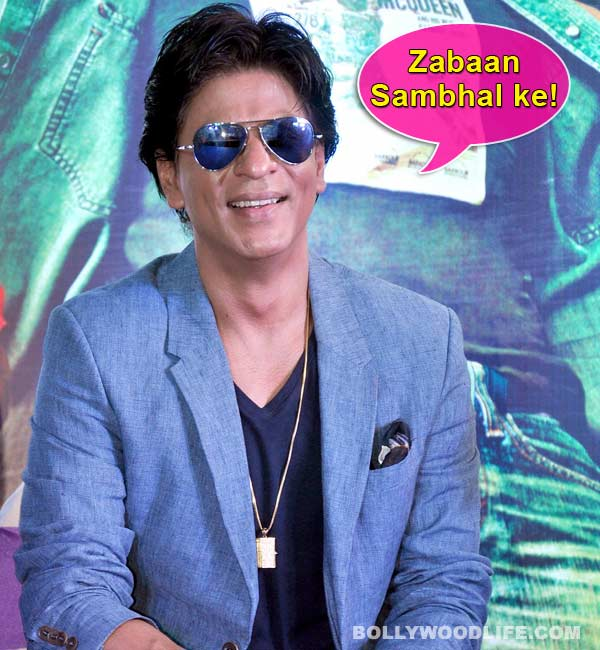 Is Shahrukh Khan the most misunderstood celebrity in B-town?