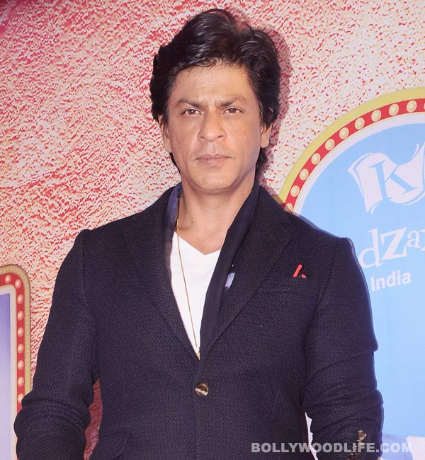 Is Shahrukh Khan desperate for a holiday?