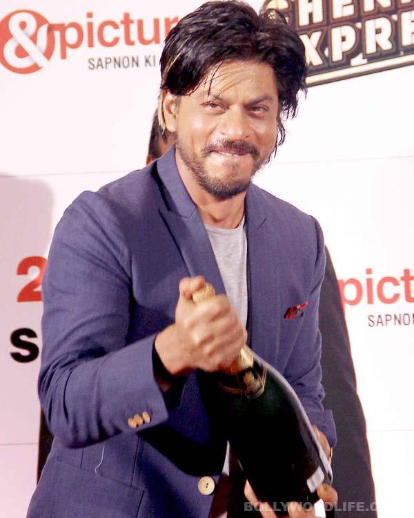 Shahrukh Khan's Chennai Express helps Zee TV beat Star Plus!