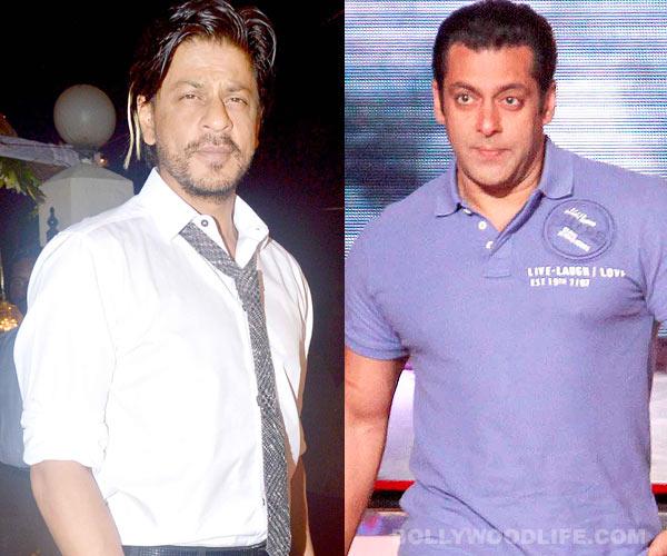 Are Shahrukh Khan and Salman Khan coming together for Kick?