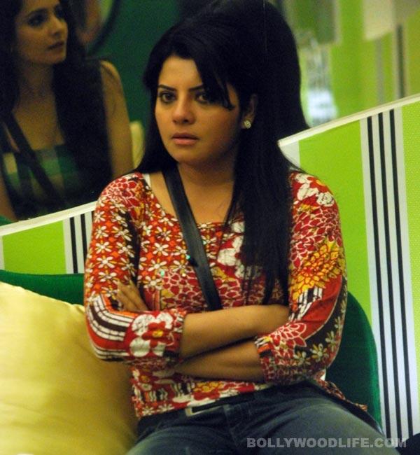 Shraddha Sharma: I dont find anyone man enough in Bigg Boss 7 house