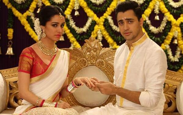 Is Shraddha Kapoor playing Imran Khan's fiancée in Gori Tere Pyaar Mein?