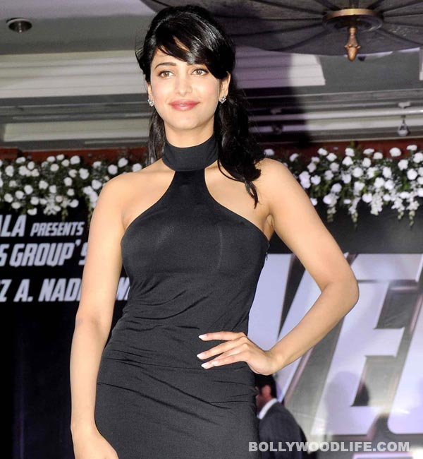 Shruti Haasan: Stalker never approached me or my staff for job