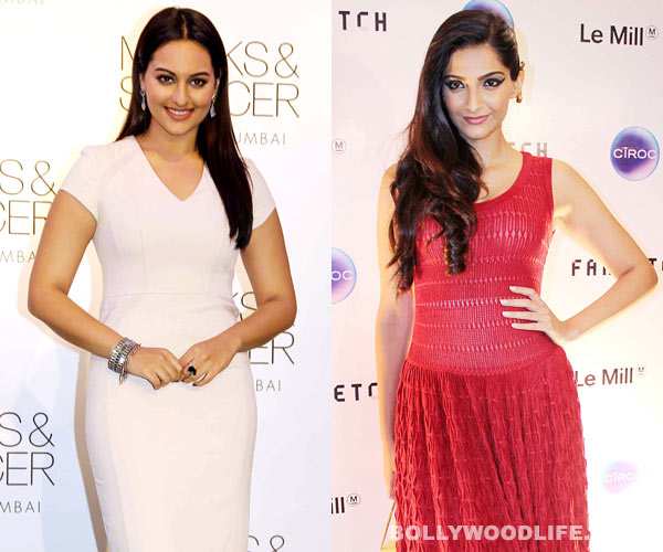 After Sonam Kapoor, Sonakshi Sinha to do a Rekha onscreen?