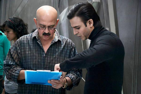 Vivek Oberoi: There are three superheroes in Krrish 3