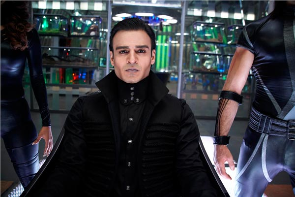 Vivek Oberoi bowled over by compliments from kids for Krrish 3