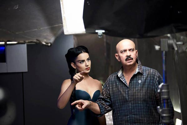 Rakesh Roshan: Kangna Ranaut is not upset with me or she wouldn't have done Krrish 3!