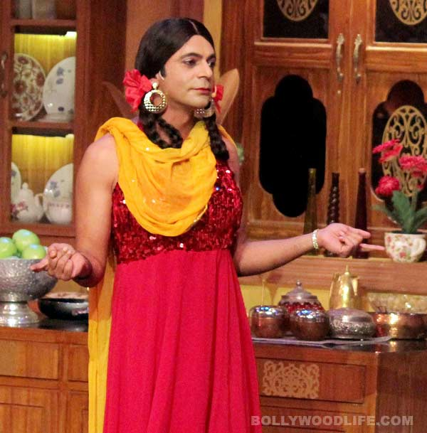 Is Sunil Grover aka Gutthi quitting Comedy Nights with Kapil?