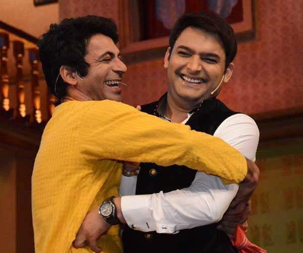 Kapil Sharma: I love Gutthi aka Sunil Grover!