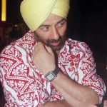 Why did Sunny Deol lose his cool?