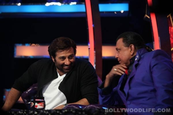 What was Sunny Deol doing on Dance India Dance 4?