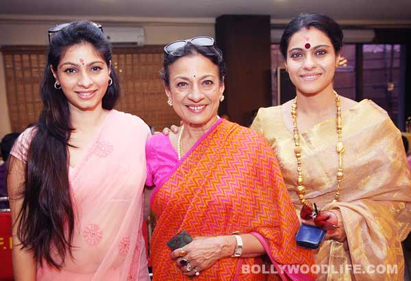 Bigg Boss 7: Are Kajol and Tanuja still miffed with Tanishaa Mukherji?