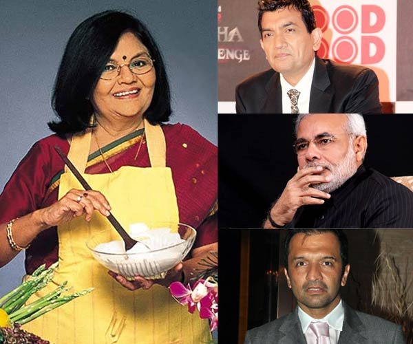 Bollywood mourns the death of India's first Masterchef Tarla Dalal