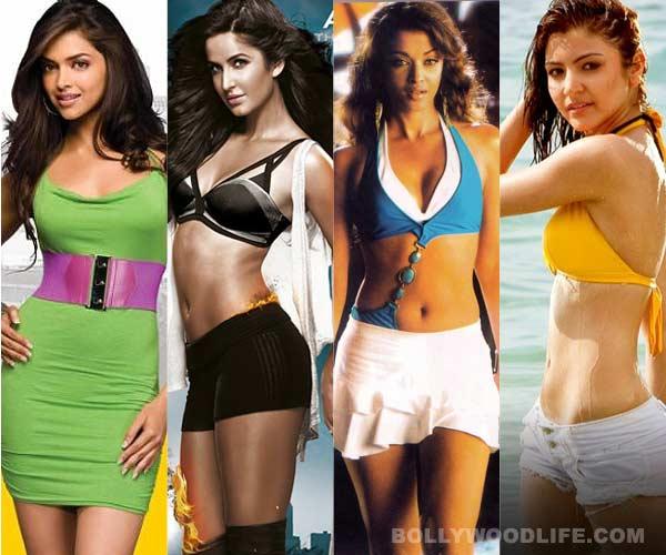 Katrina Kaif, Deepika Padukone or Priyanka Chopra: Who is in the best shape?