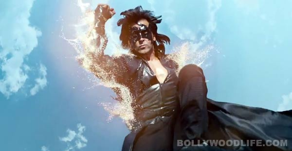 Krrish 3 movie review: A formulaic superhero adventure powered by showy visual effects