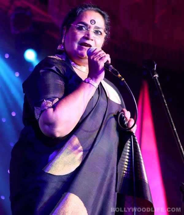 Usha Uthup does Adele in a saree!