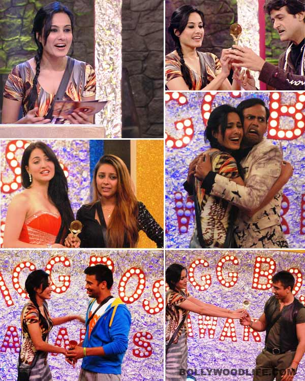 Bigg Boss 7: Awards night in the house. Find out who won what!