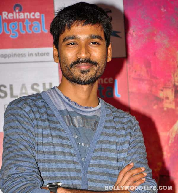 Dhanush excited to work with Amitabh Bachchan