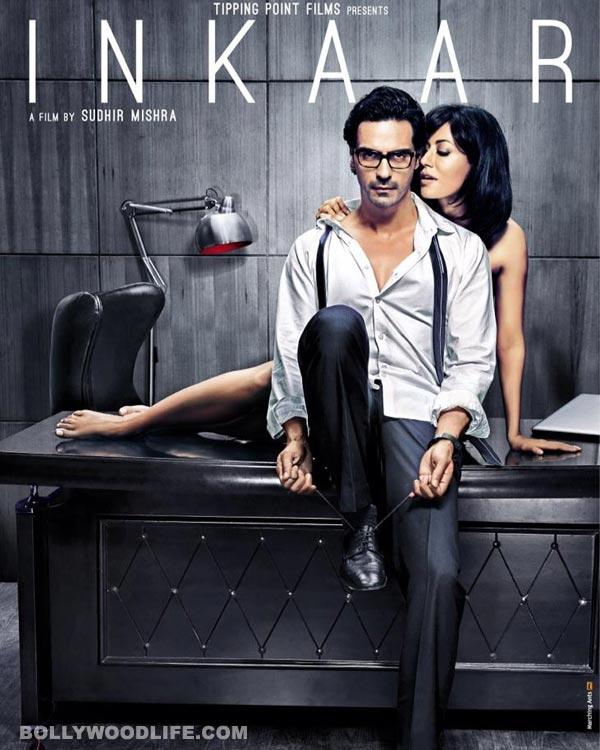 Why is Arjun Rampal's Inkaar being re-released?