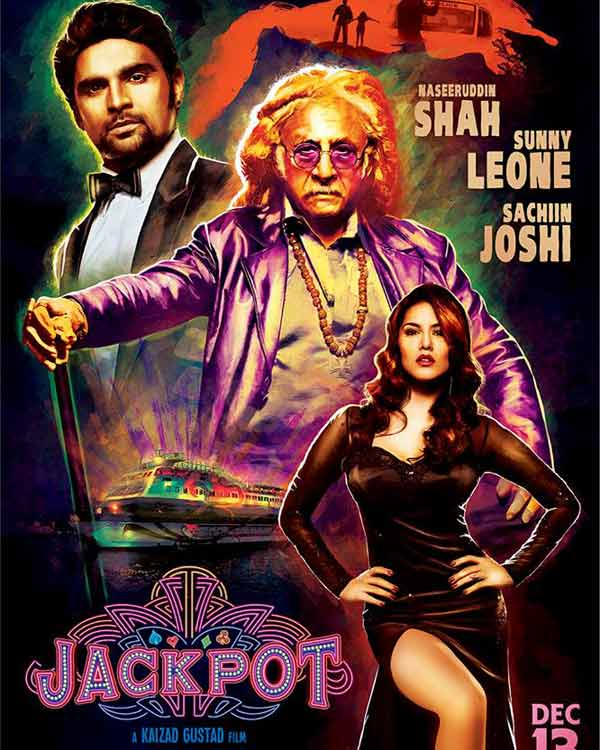 Is Sunny Leone's Jackpot being targeted for no reason?