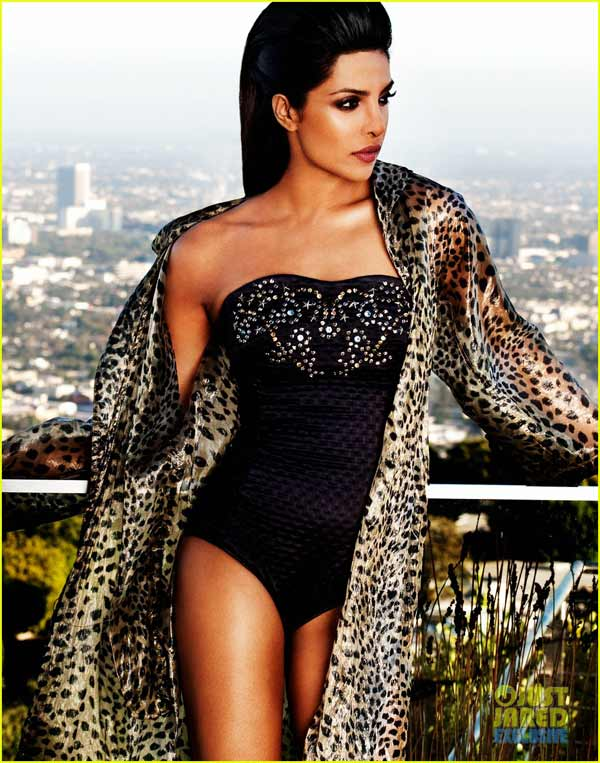 Priyanka Chopra's latest photoshoot: Hot, wild, sensuous, quirky!