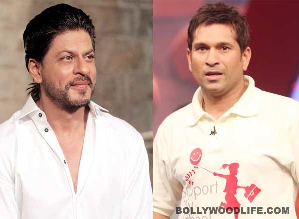 Shahrukh Khan: I hope Sachin Tendulkar enjoys the match more than we enjoy it!