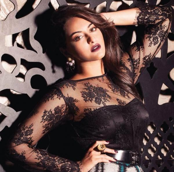 Sonakshi Sinha in a new avatar! View pics!
