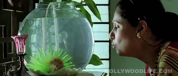 Why is Dimple Kapadia nervous about What The Fish?