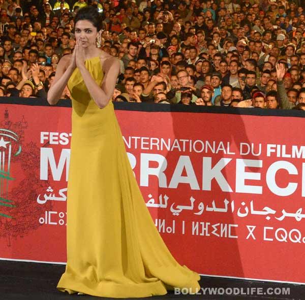 Deepika Padukone takes Ram-Leela to Marrakech film festival