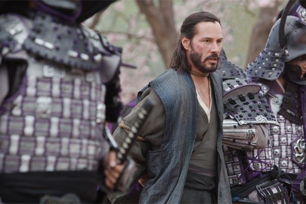 Why did Keanu Reeves feel like an outcast?