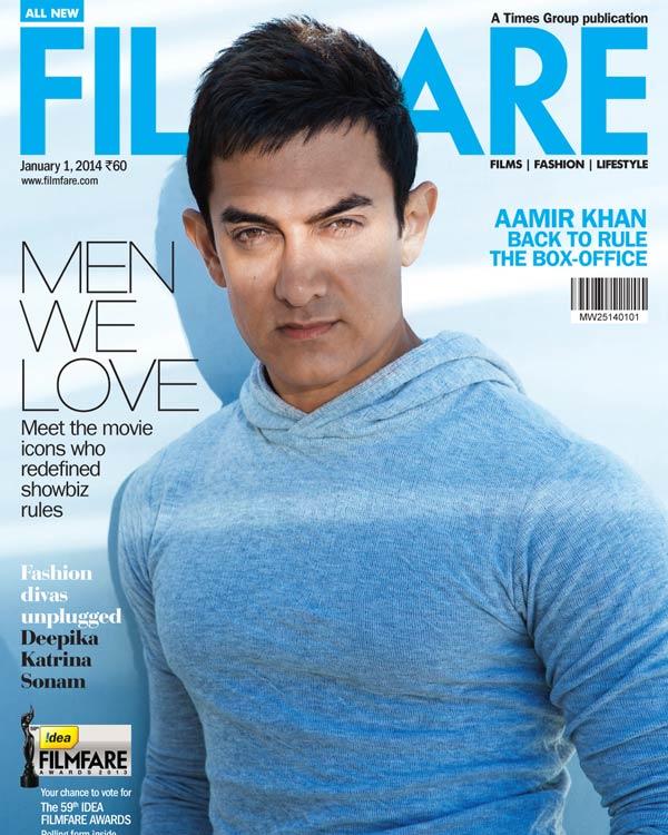 Is Aamir Khan the ultimate chocolate hero of B-town?