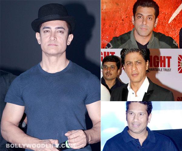 Shahrukh Khan, Salman Khan, Sachin Tendulkar - Who will be Aamir Khan's guest at Dhoom:3 special screening?